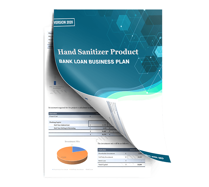SBA/bank loan business plan